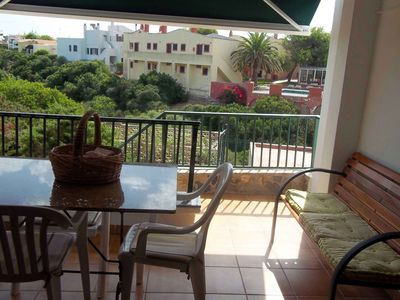 Photo for 53- Menorca. Biniforcat Apartaments