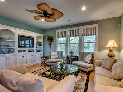 Photo for Summer Special Rates! Spacious Home with Wraparound Deck in North Beach Plantation