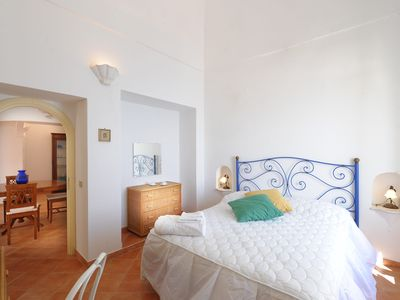 Photo for Alessia  apartment in Praiano with WiFi, air conditioning, private terrace & balcony.