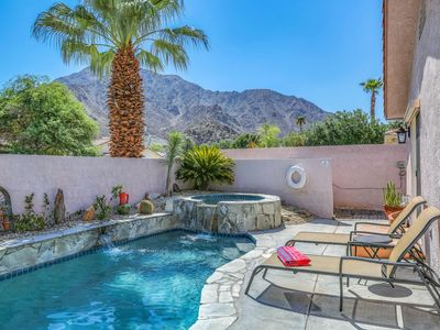 Photo for New Listing! Casa de Arte: Home w/ Mountain View, Pool, Spa & Furnished Patio