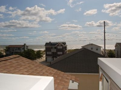 Oceanview from roof deck (360 degree views)