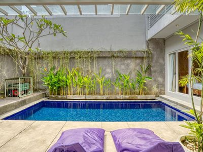 Photo for Budget Friendly Villa Sleeps 4 Pax, 3 Km from Geger Beach, Nusa Dua
