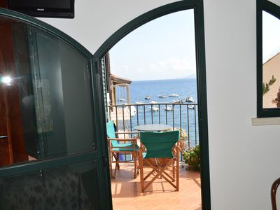 Photo for Double in Borgo di Scilla - The Little Caves