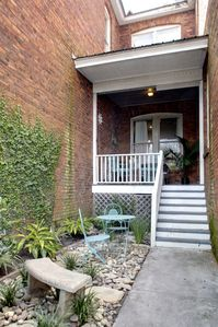 Photo for 414 Waldburg A · Newly Renovated Apt with outdoor space!