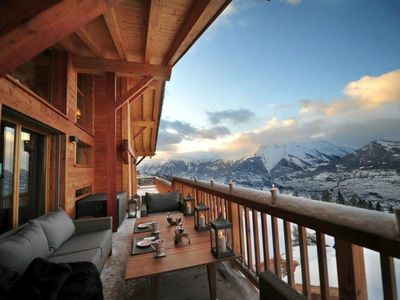 Photo for Endymion - a luxury alpine chalet