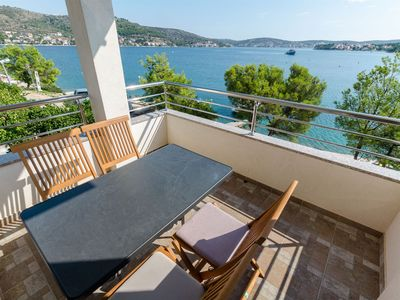 Photo for 2BR Apartment Vacation Rental in Rogoznica (Šibenik)