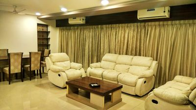 Master Suite @ Juhu is an apartment at a prime location of Mumbai - Vile  Parle West