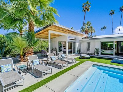 Photo for Palm Springs 4 Bedroom 4 Bath