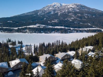 Photo for Panoramic Lake & Mountain Views by Harmony Whistler