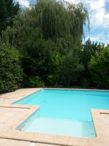 Photo for Large villa with heated pool - Arcachon Basin