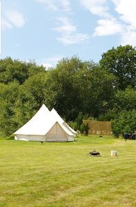 Photo for New Listing. Sole Use. Back To Nature Glamping with full facilities for 12 -24
