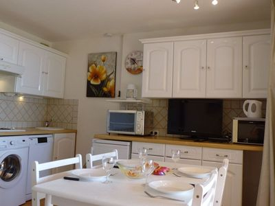 Photo for Apartment in Sainte-Maxime with Parking, Internet, Washing machine, Pool (108735)