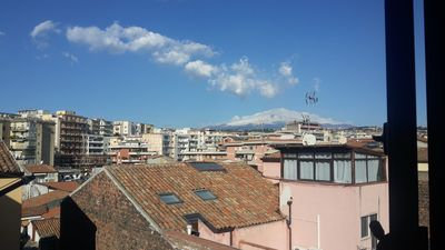 Photo for Attic on the third floor, Catania five minutes from the cliff of Ognina
