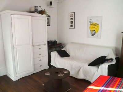 Photo for Charming apartment 400 m from Paris (La Villette, Philharmonic, Zenith, Géode)