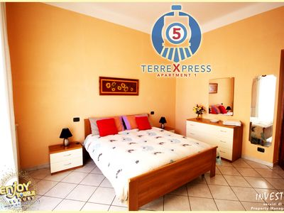 Photo for 5 Terre Express 1 - Near the Railway station