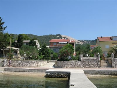 Photo for Holiday apartment away with air conditioning and only 40 meters from the sea