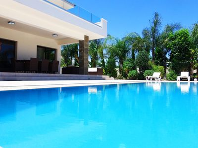 Photo for Villa Demetra (Private Pool, Sauna, Jacuzzi, Gym)