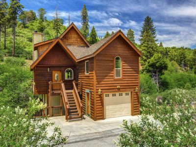 Photo for Remote, Cozy Cabin , and dogs welcome!
