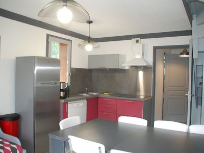 Photo for Apartment 8-9 people in Valloire classified furnished tourism 3 *