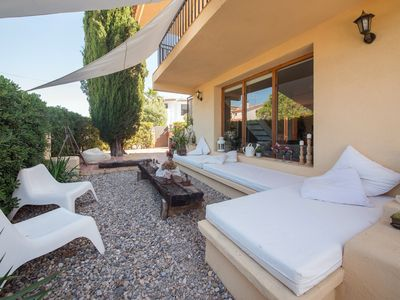 Photo for TH76 Rental Chalet Torredembarra 500m to the beach