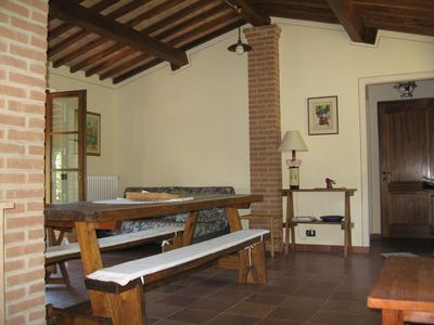 Photo for 1BR Chateau / Country House Vacation Rental in Volterra  (Pisa)