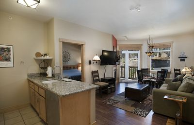 Photo for Premium 2 Bedroom 2 Bath Ski In Ski Out to Eagle Lifts