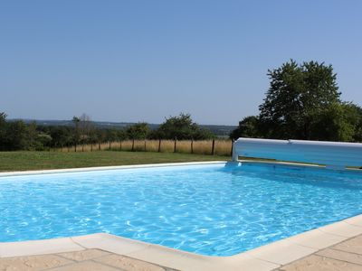 Photo for 3BR Barn Vacation Rental in Chirac, Nouvelle-Aquitaine