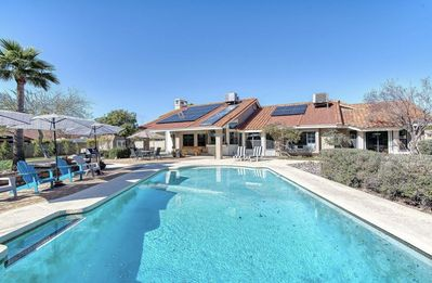 Photo for *NEW MODERN RANCH STYLE HOME* Spring Training.NFL .Snow Birds Welcome.BOOK TODAY