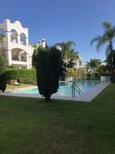 Photo for Luxury Apartment Columbus Hills 2 Bedroom 185 sqm with 2 pools in Marbella