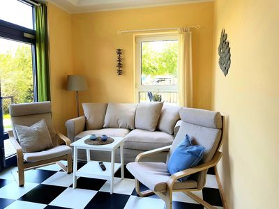 Photo for Beach Apartment No. 31 - bookable now! Beach apartments Zingst directly on the sea