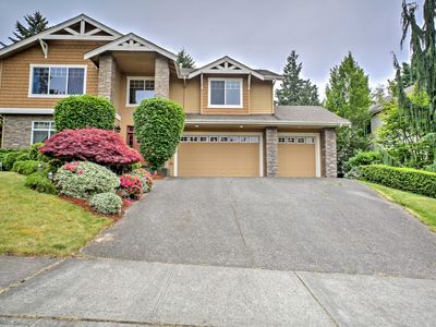 Photo for Kirkland Home w/Backyard - Mins to Lake Washington
