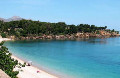 Photo for Villa with garden and direct access to the sea of Scopello