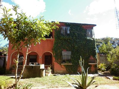 Photo for Secluded Mountain Villa minutes away from Antigua