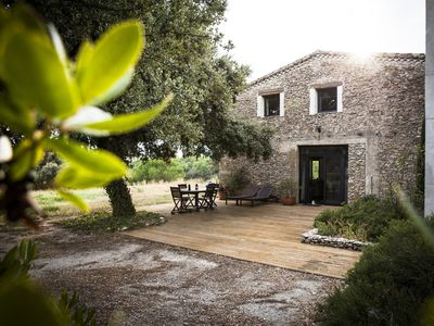 Photo for Beautiful farmhouse in a viticulturist land at the heart of nature