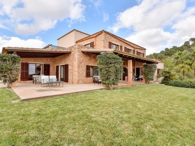 Photo for s'Horta Villa, Sleeps 8 with Pool and WiFi