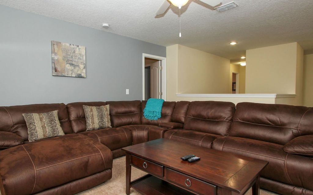 Championsgate 10 - villa with pool, game room & theater room near Disney - Nine Bedroom House, Sleeps 21