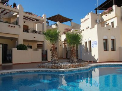 Photo for LUXURY TOWNHOUSE in Nerja with STUNNING ROOF, Burriana Beach