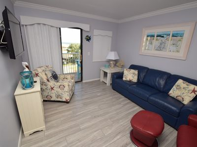 Photo for Gulf Shores Plantation 3209 - Gulf Front Paradise with a great view! Perfect For Spring!