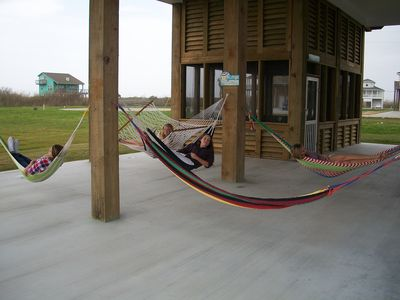 Sand Barr's Hammocks & Breeze
