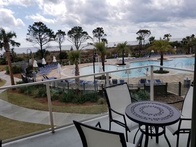 Photo for Stay at Top Oceanfront Condo   Heritage Golf Classic   FREE Golf   Hilton Head