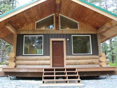 Photo for Remote Wilderness Cabins--hiking, kayaking, flight-seeing, and more!