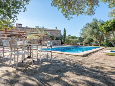 Photo for Beautiful Apartment on a Farm with Wi-Fi, Pool & Large Outdoor Area
