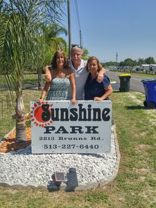 Sunshine Park with cell number