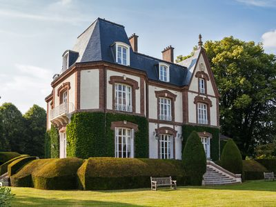 Photo for High service chateau in Normandy