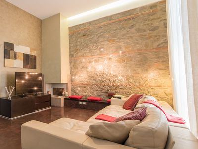 Photo for Luxurious villa in the center