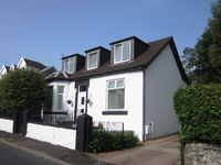 Spacious and well-equipped house in Dunoon.
