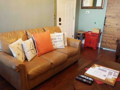 Photo for Home Sweet Home: Beautiful apartment just minutes away from NYC