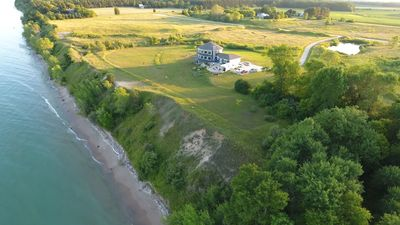 Photo for Private Lake House Retreat near Whistling Straits  Breathtaking Views! Specials!
