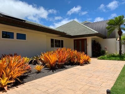 Photo for 4 bedroom with Pool and Hot tub in Poipu