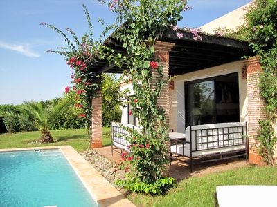 Photo for The house has a private pool, located between Agadir and Taroudant.